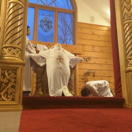 Sunday Divine Liturgy – Abba Anthony Coptic Orthodox Monastery
